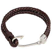 /achat-bracelets/california-jewels-bracelet-hook-marron-131670.html