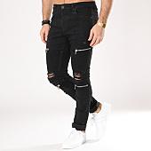 /achat-jeans/frilivin-jean-slim-troue-zips-j008-noir-131708.html