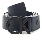 /achat-ceintures/calvin-klein-ceinture-buckle-2119-bleu-marine-131976.html