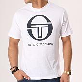 /achat-t-shirts/sergio-tacchini-tee-shirt-iberis-blanc-bleu-marine-131837.html