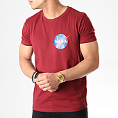 /achat-t-shirts/nasa-tee-shirt-insignia-bordeaux-132326.html