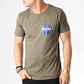 /achat-t-shirts/nasa-tee-shirt-insignia-vert-kaki-132329.html