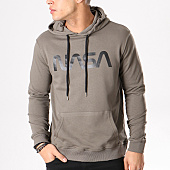 /achat-sweats-capuche/nasa-sweat-capuche-worm-logo-vert-kaki-132364.html