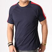 /achat-t-shirts/urban-classics-tee-shirt-bande-brodee-tb2059-bleu-marine-blanc-132547.html