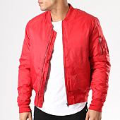 /achat-bombers/urban-classics-bomber-tb861-rouge-132632.html