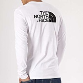 /achat-t-shirts-manches-longues/the-north-face-tee-shirt-manches-longues-easy-blanc-noir-133093.html