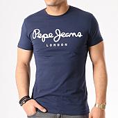 /achat-t-shirts/pepe-jeans-tee-shirt-original-stretch-bleu-marine-133320.html