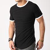 /achat-t-shirts-longs-oversize/john-h-tee-shirt-oversize-1866-noir-133519.html