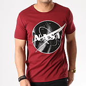 /achat-t-shirts/nasa-tee-shirt-insignia-front-desaturate-bordeaux-133638.html