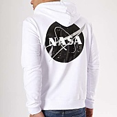 /achat-sweats-capuche/nasa-sweat-capuche-insignia-desaturate-blanc-133655.html