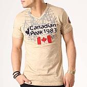 /achat-t-shirts/canadian-peak-tee-shirt-jundai-beige-133908.html