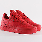 /achat-baskets-basses/cash-money-baskets-stock-cms11-casa-army-full-red-133796.html