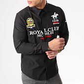 /achat-chemises-manches-longues/geographical-norway-chemise-manches-longues-patchs-brodes-zeratine-noir-134210.html