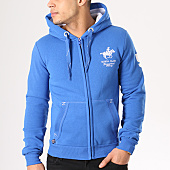 /achat-sweats-zippes-capuche/geographical-norway-sweat-zippe-capuche-patchs-brodes-gampai-bleu-roi-blanc-134396.html