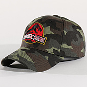 /achat-casquettes-de-baseball/jurassic-park-casquette-mcp001-vert-kaki-camouflage-134613.html