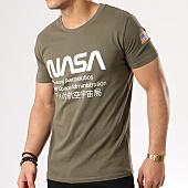 /achat-t-shirts/nasa-tee-shirt-admin-vert-kaki-134588.html