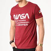 /achat-t-shirts/nasa-tee-shirt-admin-bordeaux-134590.html