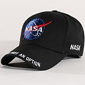 /achat-casquettes-de-baseball/nasa-casquette-logo-noir-134608.html