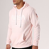 /achat-sweats-capuche/nasa-sweat-capuche-admin-rose-134625.html