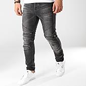 /achat-jeans/terance-kole-jean-skinny-avec-zips-72151-gris-anthracite-134890.html