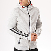 /achat-sweats-zippes-capuche/canadian-peak-sweat-zippe-capuche-gex-gris-chine-135000.html