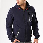 /achat-sweats-zippes-capuche/canadian-peak-sweat-zippe-capuche-fonaldo-bleu-marine-135013.html