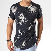 /achat-t-shirts-longs-oversize/john-h-tee-shirt-oversize-1878-ecru-noir-134979.html