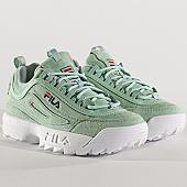 /achat-baskets-basses/fila-baskets-femme-disruptor-m-low-1010304-50n-pastel-turquoise-135179.html