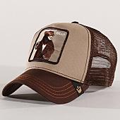 /achat-trucker/goorin-bros-casquette-trucker-bear-marron-beige-135189.html