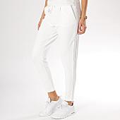 /achat-pantalons-carreaux/only-pantalon-femme-pop-trash-silver-stripe-blanc-135806.html