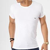 95ae6dcce9b Emporio Armani - Tee Shirt 111035-CC735 Blanc