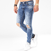 /achat-jeans/aarhon-jean-slim-dechire-a77-bleu-denim-136042.html