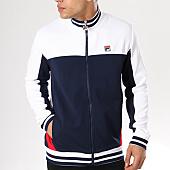 /achat-vestes/fila-veste-zippee-tiebreaker-684351-bleu-marine-blanc-136547.html