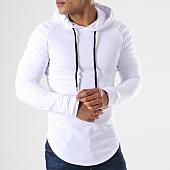 /achat-sweats-capuche/lbo-sweat-capuche-oversize-409-blanc-136690.html