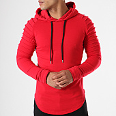 /achat-sweats-capuche/lbo-sweat-capuche-oversize-410-rouge-136691.html