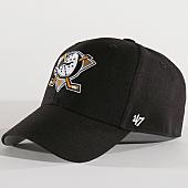 /achat-casquettes-de-baseball/47-brand-casquette-nhl-anaheim-ducks-mvp-25wbv-noir-137333.html