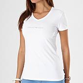 /achat-t-shirts/emporio-armani-tee-shirt-femme-163321-cc317-blanc-137581.html