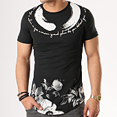 /achat-t-shirts-longs-oversize/classic-series-tee-shirt-oversize-35-noir-floral-137785.html