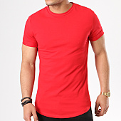 /achat-t-shirts-longs-oversize/aarhon-tee-shirt-oversize-1807-rouge-138499.html