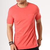 /achat-t-shirts-poche/celio-tee-shirt-poche-gepocket-rouge-chine-139247.html