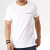 /achat-t-shirts/calvin-klein-tee-shirt-small-institutional-logo-chest-7852-blanc-139425.html