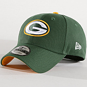 /achat-casquettes-de-baseball/new-era-casquette-the-league-green-bay-packers-10517884-vert-kaki-139405.html