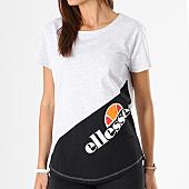 /achat-t-shirts-longs-oversize/ellesse-tee-shirt-oversize-femme-bicolore-gris-chine-noir-139627.html