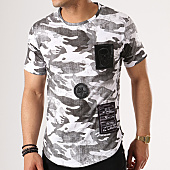 /achat-t-shirts-longs-oversize/frilivin-tee-shirt-oversize-patchs-brodees-16345-blanc-gris-camouflage-139664.html