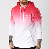 /achat-sweats-capuche/final-club-sweat-capuche-degrade-avec-broderie-054-rouge-et-blanc-139889.html
