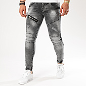 /achat-jogger-pants/classic-series-jogger-pant-jean-slim-c001-gris-anthracite-140378.html
