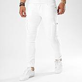 /achat-jeans/john-h-jean-slim-a301-blanc-140380.html