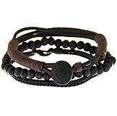 /achat-bracelets/icon-brand-lot-de-3-bracelets-take-cover-combo-noir-141078.html