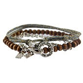 /achat-bracelets/icon-brand-lot-de-3-bracelets-mixed-up-marron-argente-141081.html