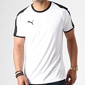/achat-t-shirts/puma-tee-shirt-liga-jersey-703417-blanc-noir-141133.html